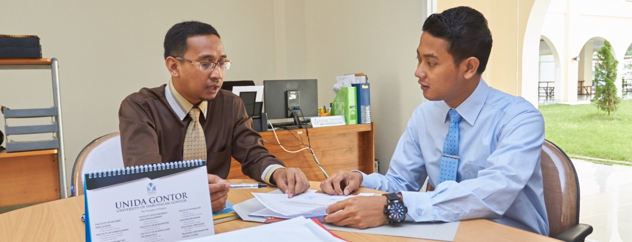 career – university of darussalam gontor