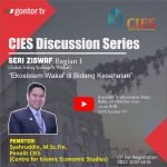 wakaf-alat-kesehatan-on-cies-discussion-series